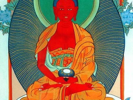 INVITATION to The Amitabha Buddha Empowerment and Initiation with the Honorable Tibetan Lama Dawa