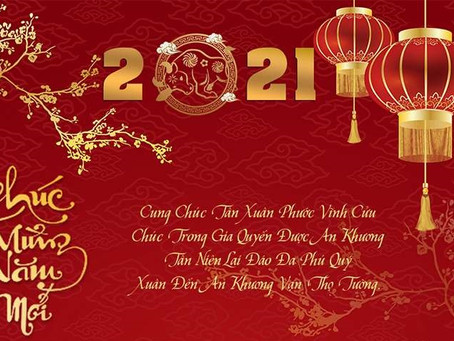 Invitation to the prayers for New Year of Metal Ox 2021 with Tibetan Lama Dawa at Nimbus Compassion