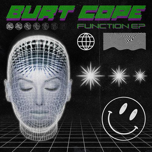Burt Cope - Function EP