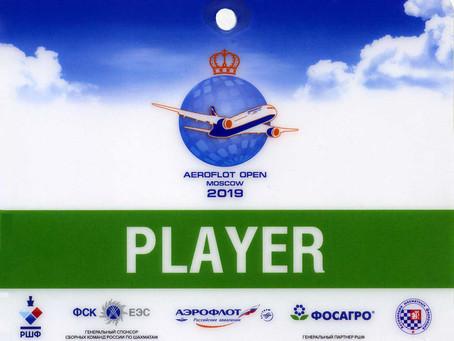 Aeroflot Open B