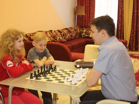 Гроссмейстерская школа в Алексине
