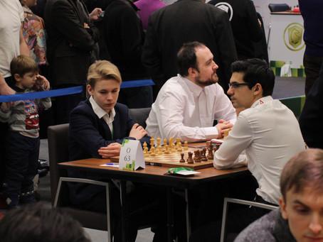 2019 King Salman World Rapid & Blitz Championship - Блиц