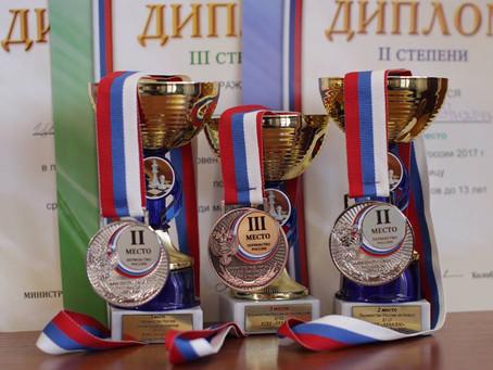 Первенство России 2017: серебряный финиш