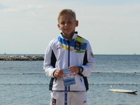ПЕ-2015. Андрей финишировал в десятке