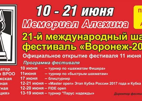 Воронеж 2017