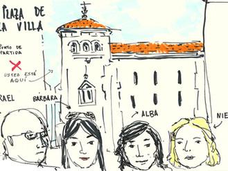 Derivas Liminales: #1 Madrid (Im)prescindible