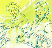 Recorrido urbano en Madrid por el barrio de Pacífico desde la mediación cultural y una perspectiva de género