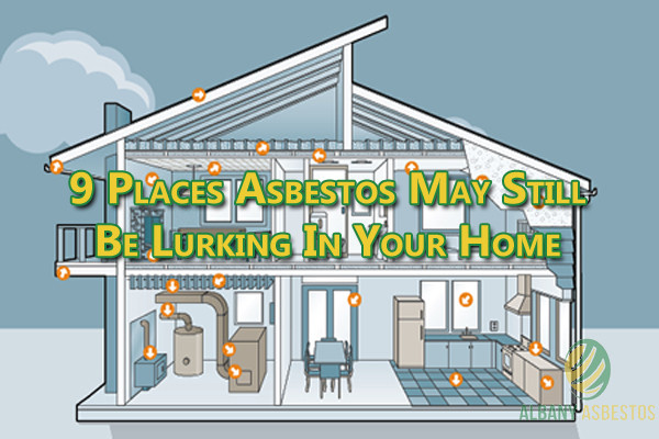 9 Places Asbestos May Still Be Lurking in Your Home