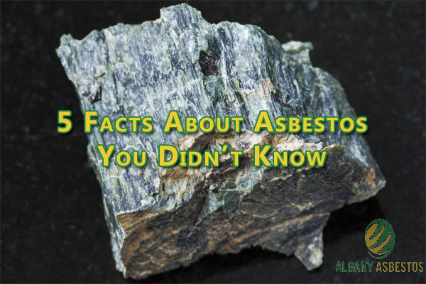 5 Facts About Asbestos You Didn't Know.