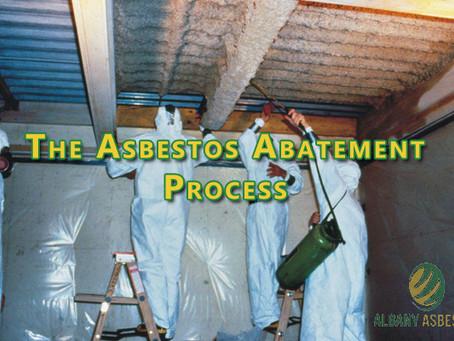 The Asbestos Abatement Process