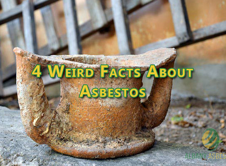 4 Weird Facts About Asbestos.