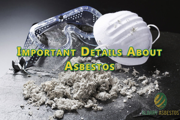 Read all Important Details about Asbestos.