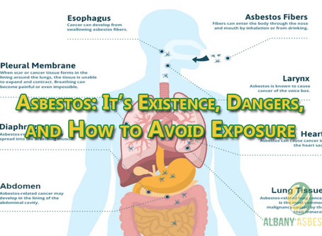 Asbestos: It's Existence, Dangers, and How to Avoid Exposure.