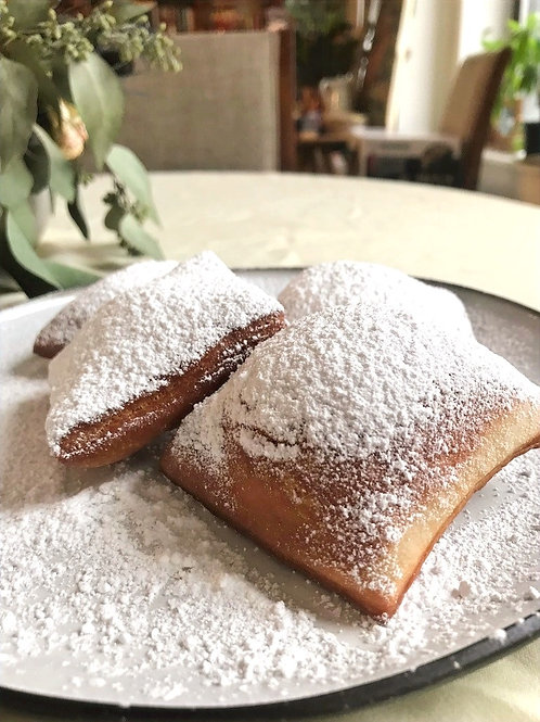 BISCUITS + BEIGNETS | SUNDAY, SEPTEMBER 27th at 12pm EST