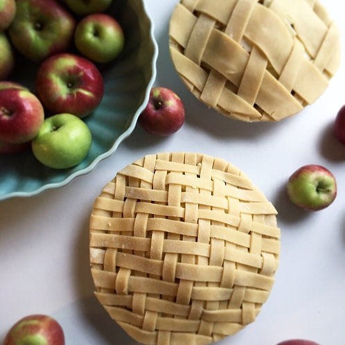 FALL PIE DECORATING | on demand