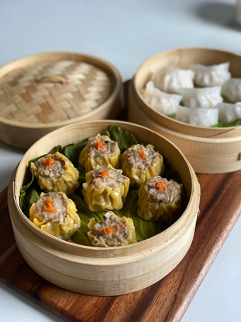 DIM SUM DUMPLINGS | on demand