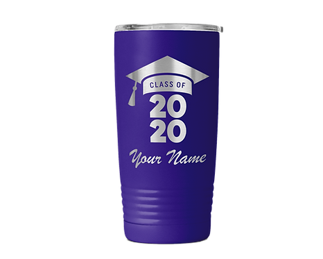 Graduation Tumbler