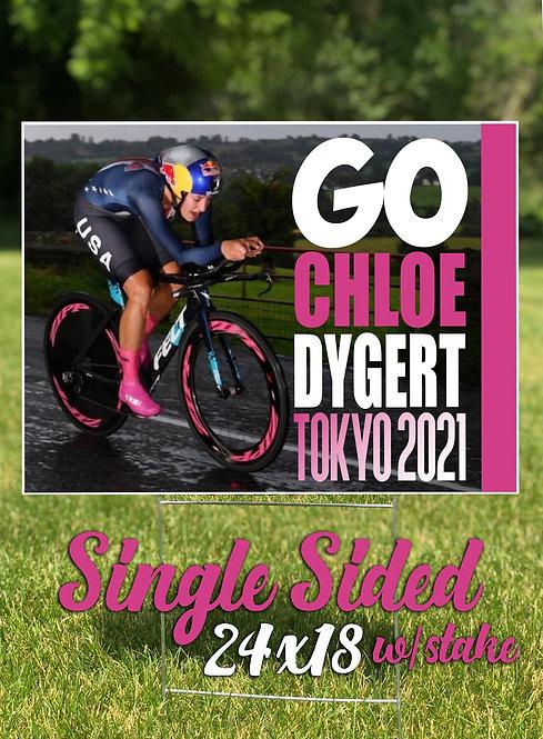 Go Chloe Sign