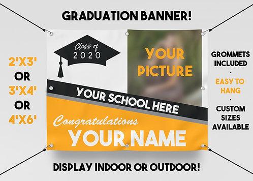 2021 Graduation Banners