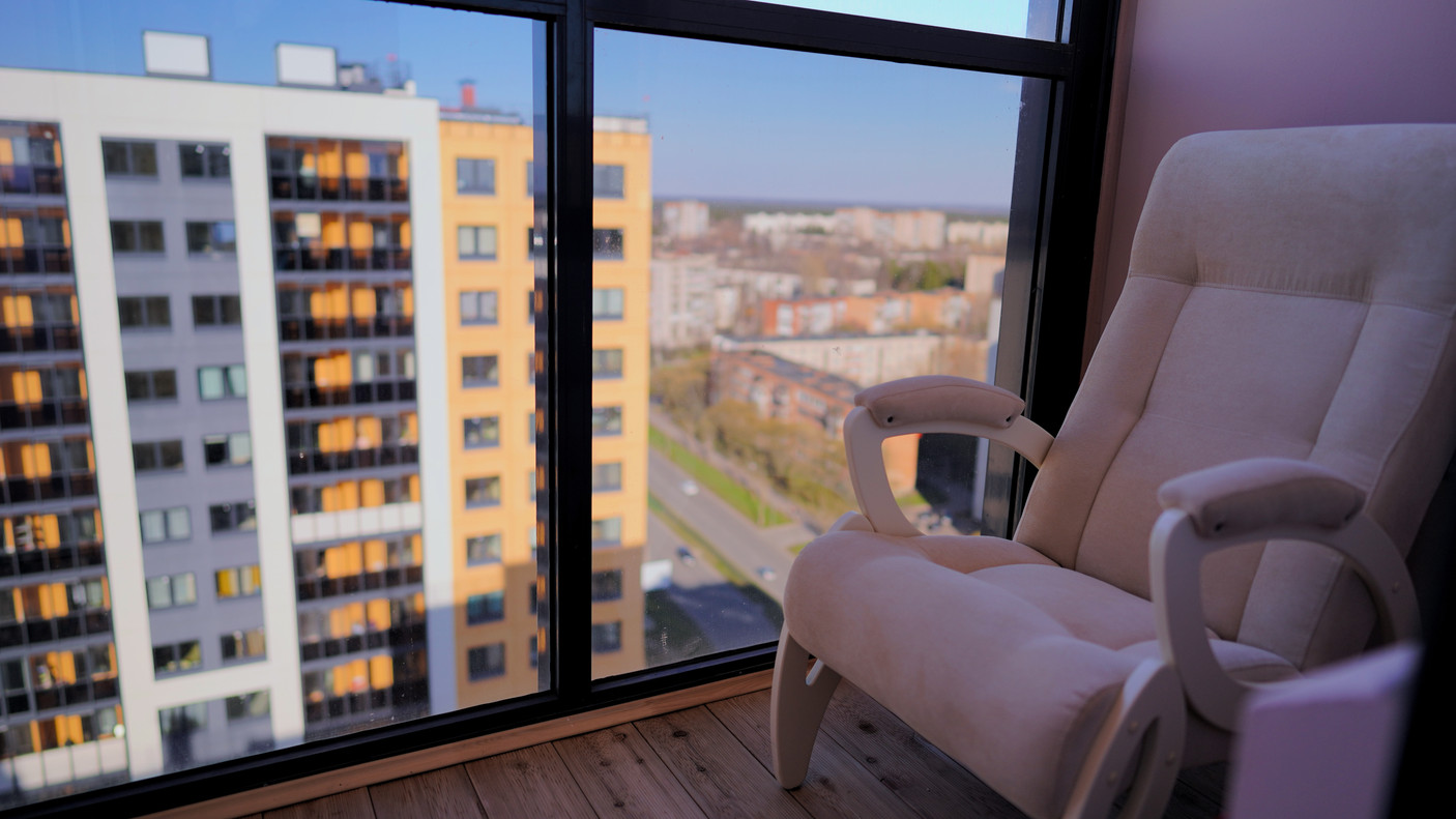 Апартаменты в гостинице Виктория