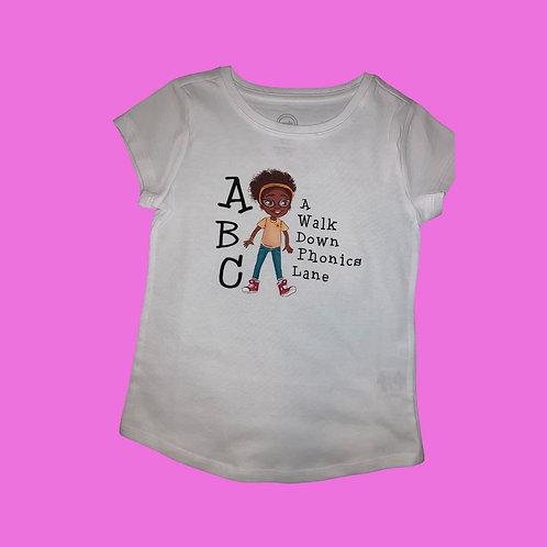 A Walk Down Phonics Lane - T Shirt
