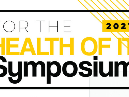 For The Health Of It - Symposium 2021