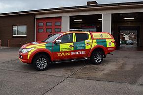 Port Talbot Co-responder vehicle.jpg