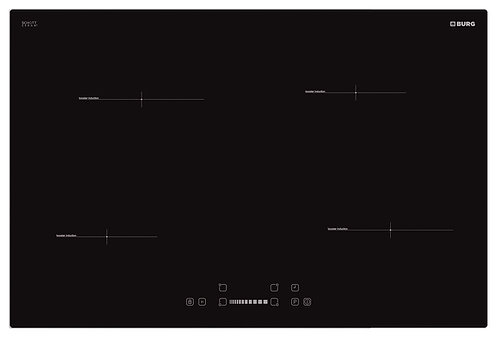 Induction hob SCHOTT Ceran with touch controls - EBU3019