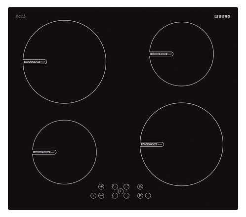 Induction hob SCHOTT Ceran with touch controls - EBU3010