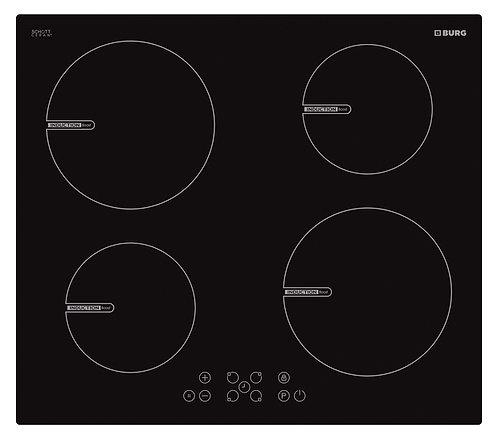 Induction hob SCHOTT Ceran with touch controls - EBU3010