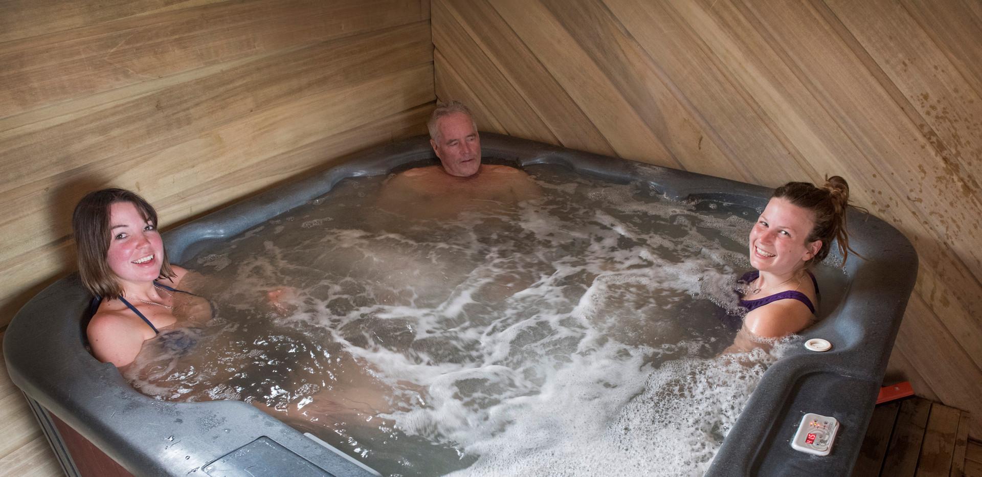 Book a spa