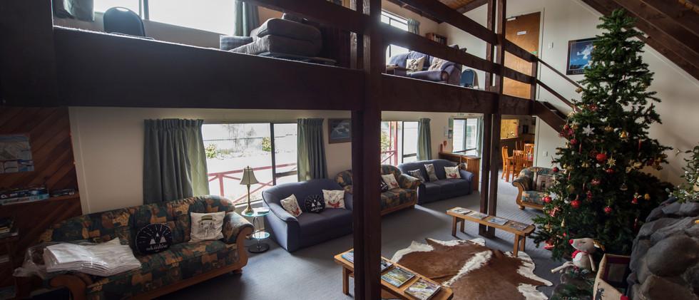 The Lodge lounge