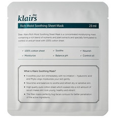 klairs_rich_moist_soothing_sheet_mask_30