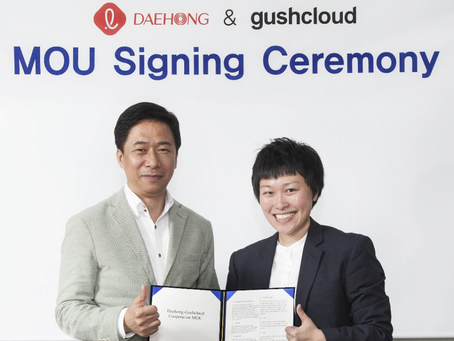 FYIInfluencer agency Gushcloud signs MOU with Korean communications firm