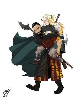 Viking_Couple