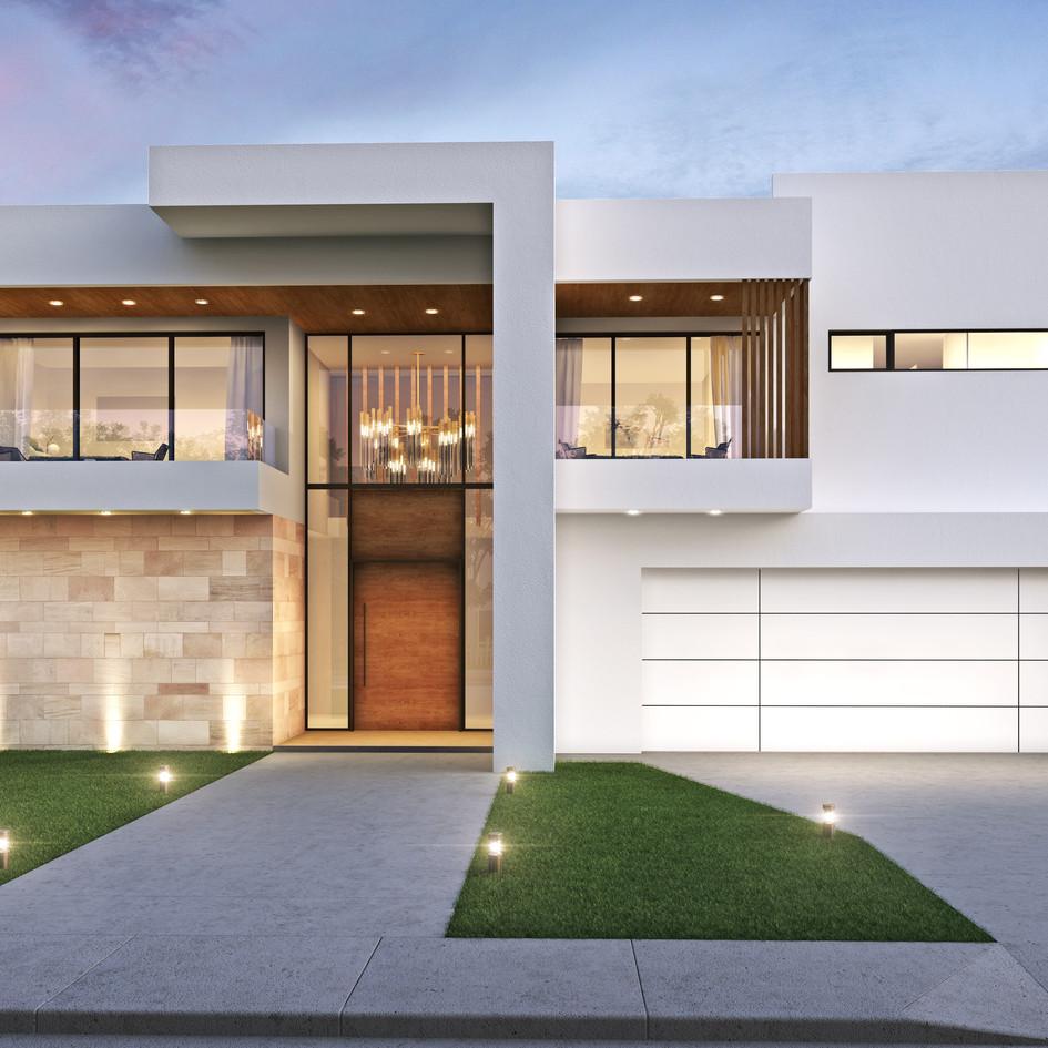 THE U HOUSE