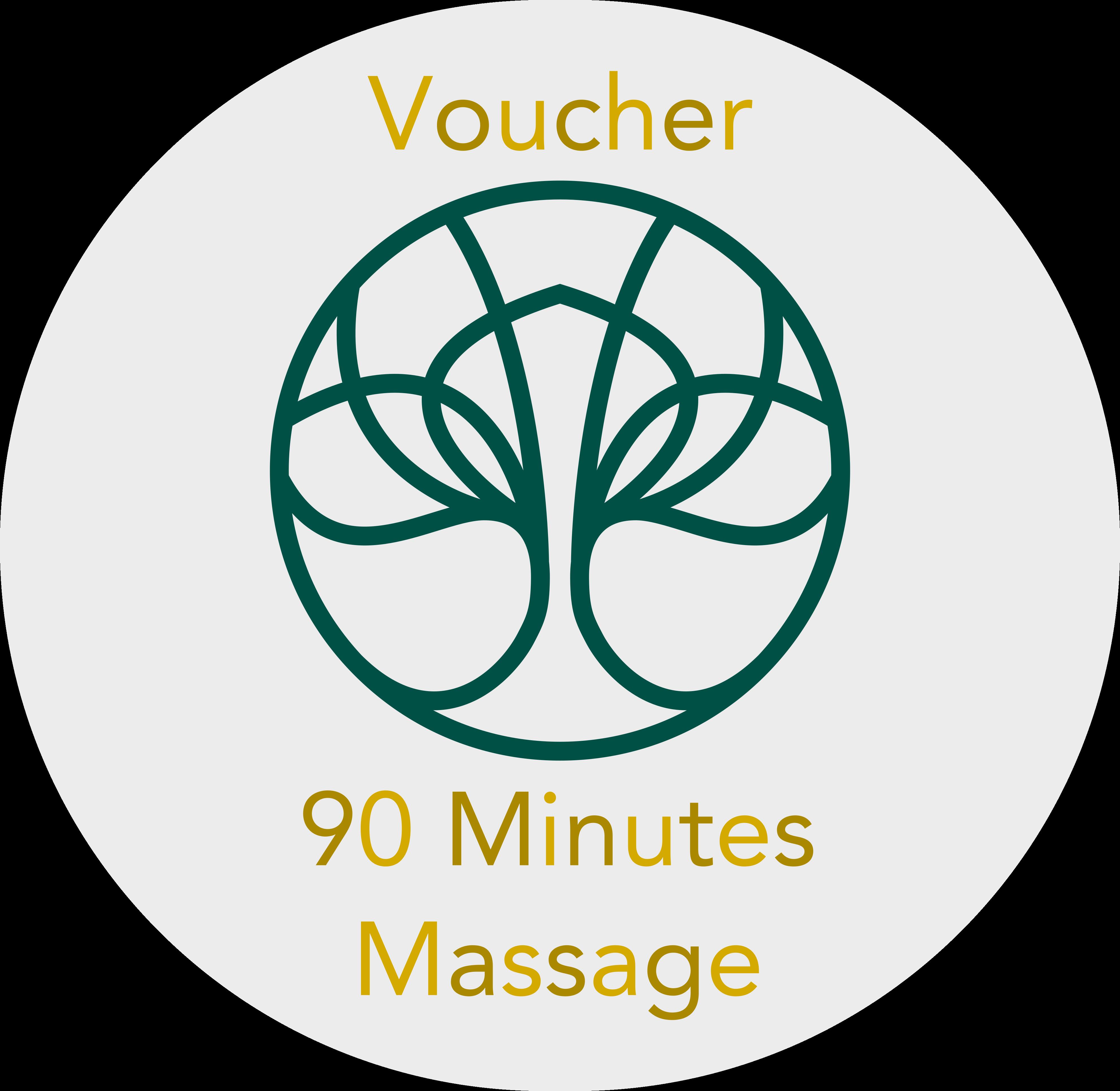 Voucher 90 Min Massage