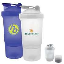 Check out our selection of promotional Drink Shakers. Decorate with Logo, Brand or point of contact.