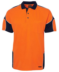 6AP4S Orange-Navy