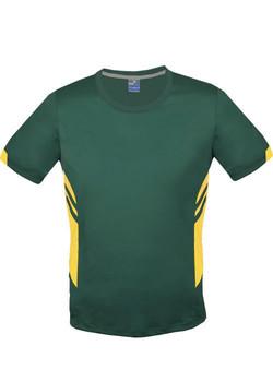 AP 1211 Mens Tasman Tshirt Bottle-Gold