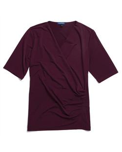 Ladies 1726WS Cool Breeze Shirt Grape
