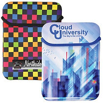 Check out our selection of Branded Tablet Accessories. Decorate with Logo, Brand or point of contact.