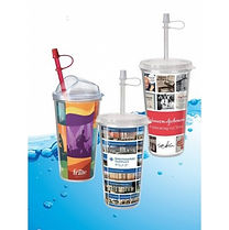 Check out our selection of promotional Plastic Cups. Decorate with Logo, Brand or point of contact.