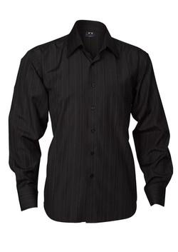 SH270 Long Sleeve Black-White