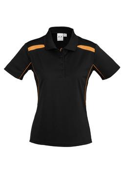 P244LS Black & Orange