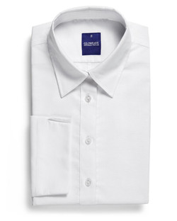 Ladies 1025WL Oxford Shirt White