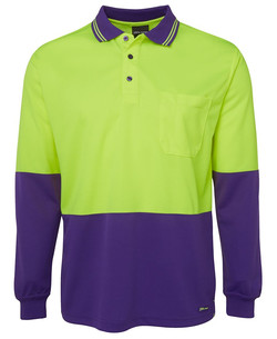 6HVPL Lime-Purple