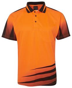 6HVRS Orange-Black