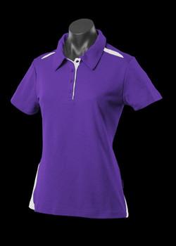 2305 Purple-White