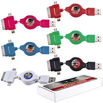 Check out our selection of Promotional Phone Chargers. Decorate with Logo, Brand or point of contact.